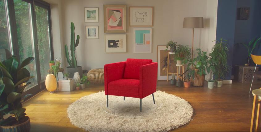 ikea place l 39 application mobile innovante cole webstart 8 formations aux m tiers du web. Black Bedroom Furniture Sets. Home Design Ideas