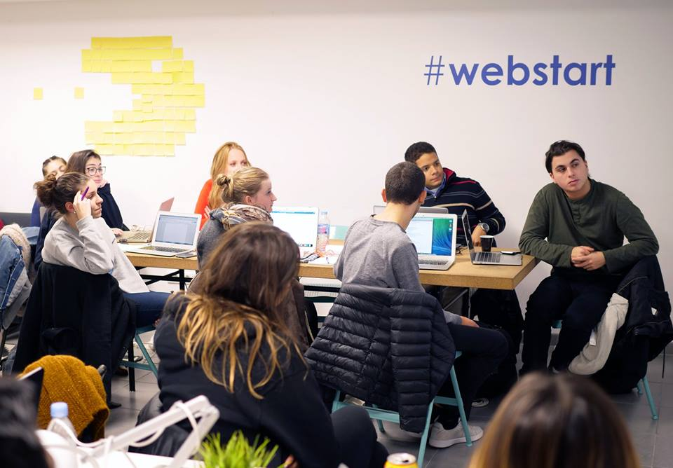 Webstart Paris