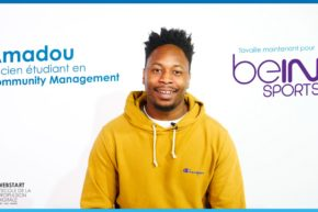 Amadou-Keita Social Media Manager