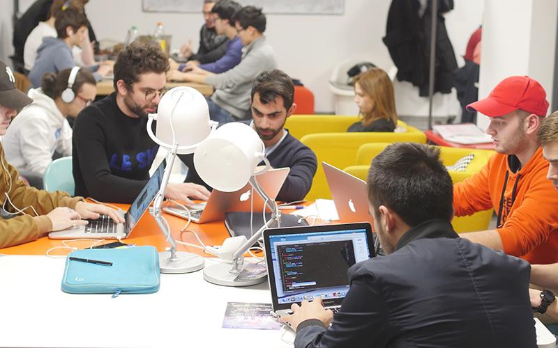 classe cours élèves webstart