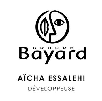 logo bayard aïcha essalehi