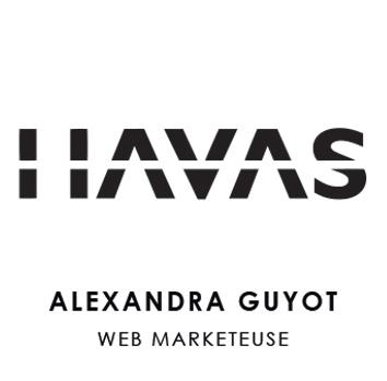 logo havas alexandra guyot