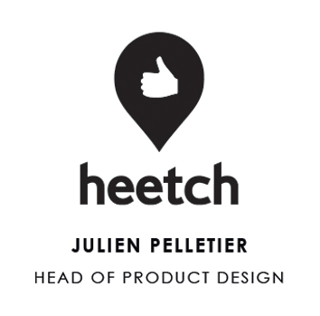 logo heetch julien pelletier