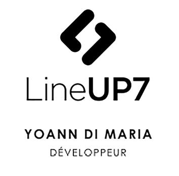 logo lineup7 yoann di maria