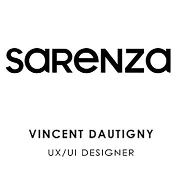 logo sarenza vincent dautigny