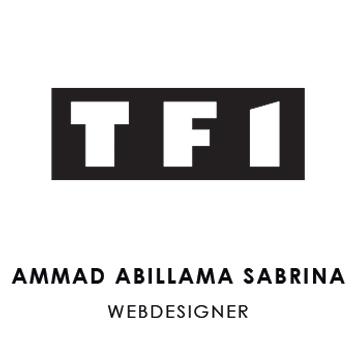logo tf1 ammad abillama sabrina