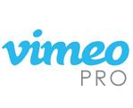 logo vimeo pro
