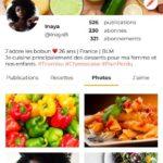 iphone maquette ux ui design nutrition