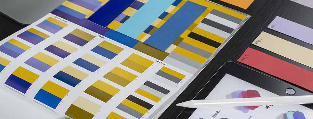 palette couleurs directeur artistique web