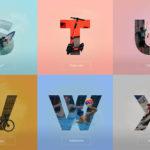 typographie design direction artistique web
