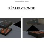 realisation 3D